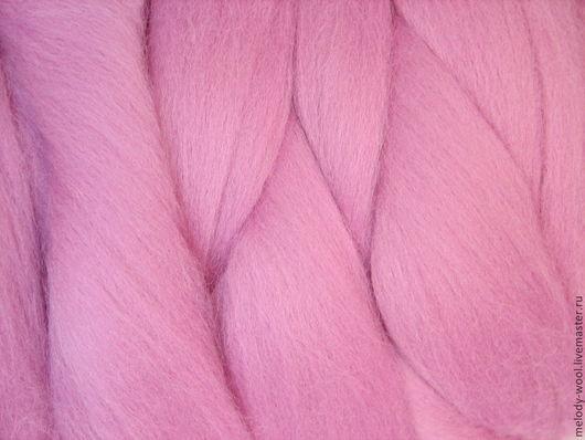 Валяние ручной работы. Ярмарка Мастеров - ручная работа. Купить Шерсть для валяния меринос 18 микрон цвет Первоцвет (Primrose). Handmade.