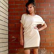 """Одежда ручной работы. Ярмарка Мастеров - ручная работа Платье """"Асимметрия"""". Handmade."""