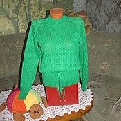 Одежда ручной работы. Ярмарка Мастеров - ручная работа Весенний ажур. Handmade.