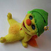 Куклы и игрушки ручной работы. Ярмарка Мастеров - ручная работа Солнечная Яся. Handmade.