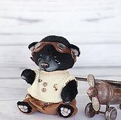 Куклы и игрушки ручной работы. Ярмарка Мастеров - ручная работа Говард мишка тедди. Handmade.