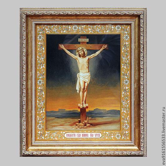 Икона освящена РПЦ