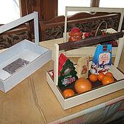 Для дома и интерьера ручной работы. Ярмарка Мастеров - ручная работа Ящик для подарков. Handmade.