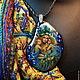 Кулоны, подвески ручной работы. ,,Богиня Купальница ,, кулон и кольцо. Наталья Орлова. Ярмарка Мастеров. Кулон