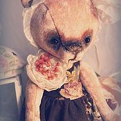 Куклы и игрушки ручной работы. Ярмарка Мастеров - ручная работа Милена Мася. мишка тедди. Handmade.