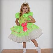 Комплекты одежды ручной работы. Ярмарка Мастеров - ручная работа Яркий комплект для девочки. Handmade.