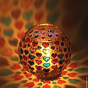 Для дома и интерьера handmade. Livemaster - original item Vase-candle holder