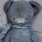 """Куклы и игрушки ручной работы. Ярмарка Мастеров - ручная работа """"Друзья в дорогу.Мышка"""". Мишки тедди. Handmade."""