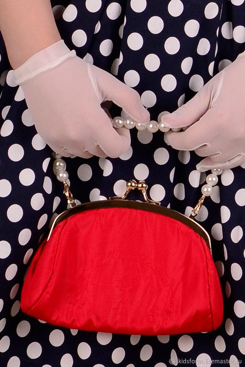 Нарядное платье Ретро Стиляги