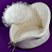 Doll furniture handmade. Livemaster - original item Cradle chair INFANT.. Handmade.
