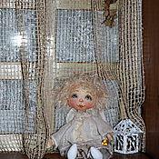 Куклы и игрушки ручной работы. Ярмарка Мастеров - ручная работа Ангел прилетел..... Handmade.