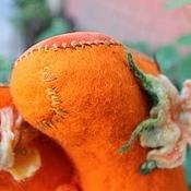 """Обувь ручной работы. Ярмарка Мастеров - ручная работа Валенки детские """"Урожайные"""". Handmade."""