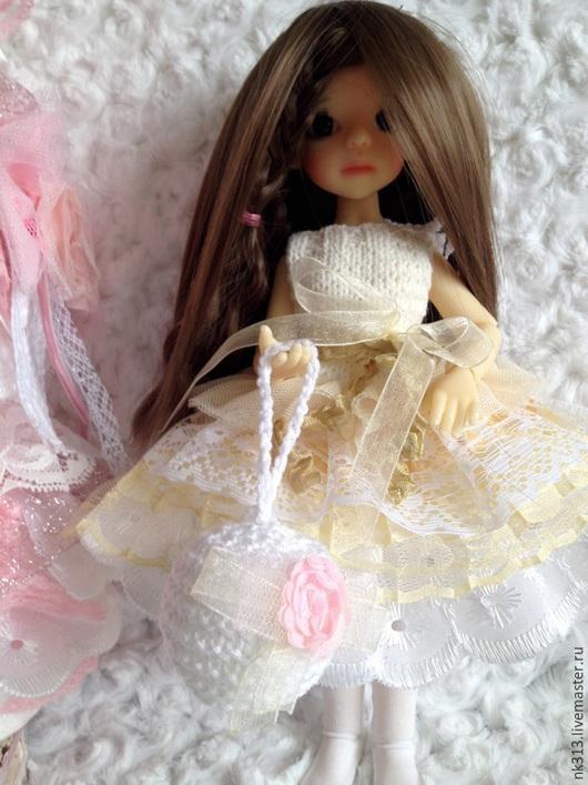 """Одежда для кукол ручной работы. Ярмарка Мастеров - ручная работа. Купить Коллекция """"Шебби"""". Одежда для кукол.. Handmade. Бежевый, одежда"""