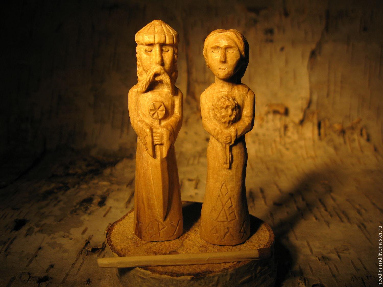 Славянский идол своими руками