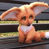 Куклы и игрушки handmade. Livemaster - original item Fenech Rufus. Handmade.