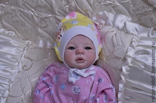 Куклы-младенцы и reborn ручной работы. Ярмарка Мастеров - ручная работа. Купить Кукла реборн Настена. Handmade. Куклы реборн