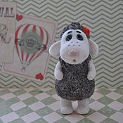 Куклы и игрушки ручной работы. Ярмарка Мастеров - ручная работа Зоя. Handmade.