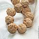 Для украшений ручной работы. ГЛАЗ ДРАКОНА бусины семена орехи натуральные. Естественная красота бусин (Ирина). Ярмарка Мастеров.