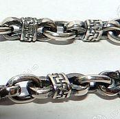 handmade. Livemaster - original item Bracelet Perun 88 (3.5 mm). Handmade.