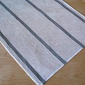 Для дома и интерьера ручной работы. Ярмарка Мастеров - ручная работа Салфетки льняные  комплект из 6 - лен (44см x 31см). Handmade.