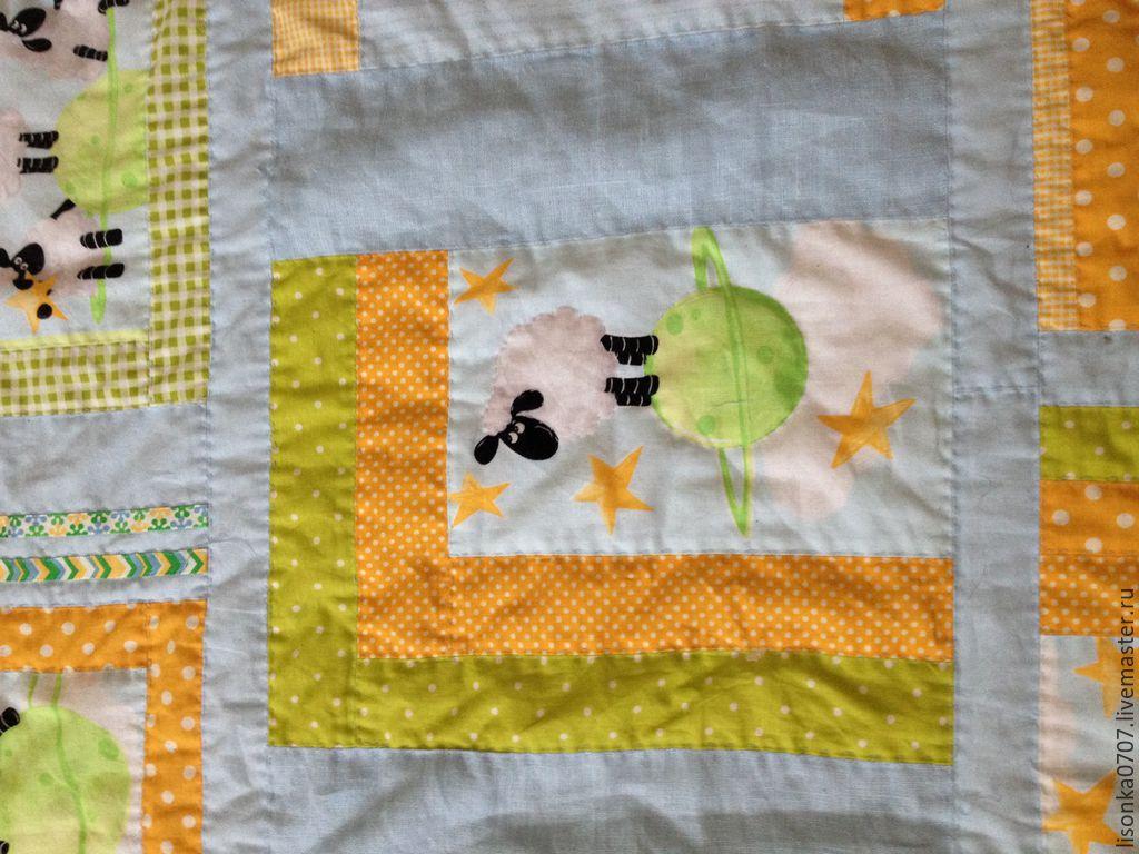 Детские одеяла сшить своими руками