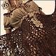Платья ручной работы. Ярмарка Мастеров - ручная работа. Купить Вязаное платье от Olga Lace. Handmade. Бежевый, Ольга Лэйс