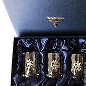 Сувениры и подарки handmade. Livemaster - original item A set of stacks on three,