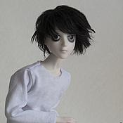 Куклы и игрушки ручной работы. Ярмарка Мастеров - ручная работа Фарфоровая шарнирная кукла L (2). Handmade.
