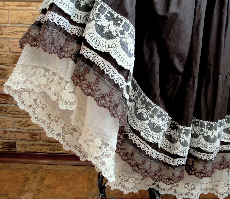 Long summer skirt Boho, Skirts, Volgograd,  Фото №1