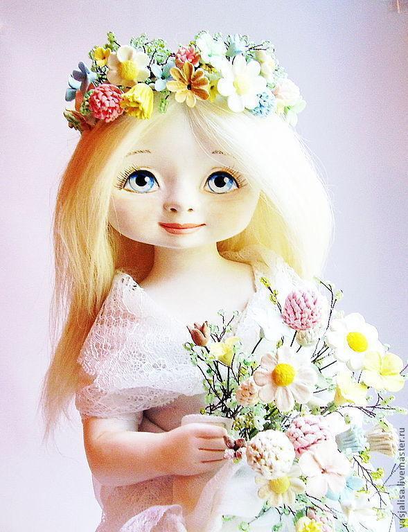 Авторская кукла изготовление мастер классы