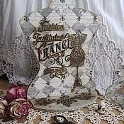 Для дома и интерьера handmade. Livemaster - original item Stand for beads French vintage. Handmade.