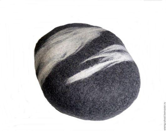 Текстиль, ковры ручной работы. Ярмарка Мастеров - ручная работа. Купить Камни из войлока. Handmade. Подушки в виде камней