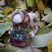 """Куклы и игрушки ручной работы. Ярмарка Мастеров - ручная работа Народная куколка """"Аксинья"""". Handmade."""