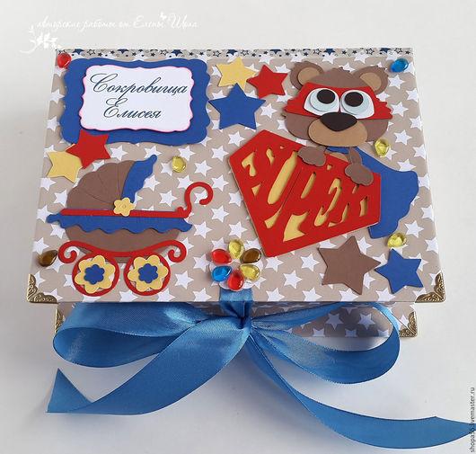 """Подарки для новорожденных, ручной работы. Ярмарка Мастеров - ручная работа. Купить Мамины сокровища """"Маленький герой"""". Handmade. Мамины сокровища"""