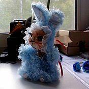 Куклы и игрушки handmade. Livemaster - original item Bunny Paulinka. Handmade.