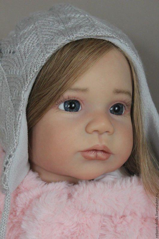 Куклы-младенцы и reborn ручной работы. Ярмарка Мастеров - ручная работа. Купить Кукла реборн Александра на базе Габриела. Handmade.