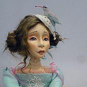Куклы и игрушки ручной работы. Ярмарка Мастеров - ручная работа Авторская будуарная музыкальная кукла Фелисита. Handmade.