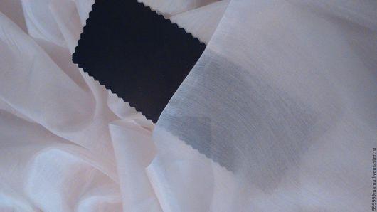 Другие виды рукоделия ручной работы. Ярмарка Мастеров - ручная работа. Купить шелк+хлопок 50% пл.10 (140)-шелковый батист. Handmade.