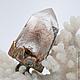 """Кулоны, подвески ручной работы. Кулон """"Фантом"""" (кварц, натуральные камни) 49/29. cuprum_nature. Ярмарка Мастеров. Кулон, кварц, медь"""