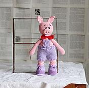 Куклы и игрушки handmade. Livemaster - original item Pig. Symbol 2019.. Handmade.
