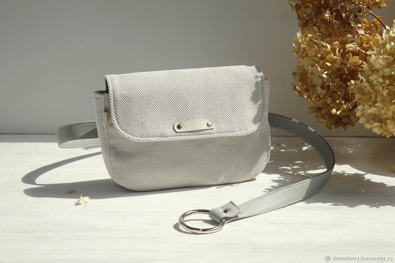Copy of Ladies Bum Bag Travel Money Pouch. Ladies bum bags Monstera, Waist Bag, Pskov,  Фото №1