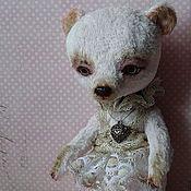Куклы и игрушки ручной работы. Ярмарка Мастеров - ручная работа Мишка Тедди.Камилла,25 см.. Handmade.