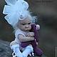 Куклы-младенцы и reborn ручной работы. Жадина. Елена Кириленко. Ярмарка Мастеров. Бантик
