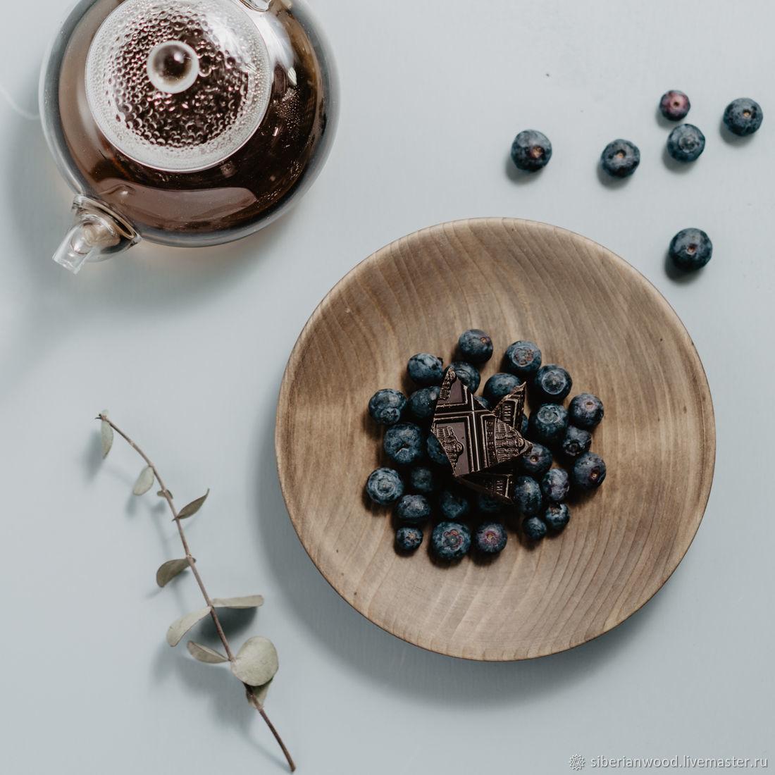 Wood flat plate (18,5#77, Plates, Novokuznetsk,  Фото №1