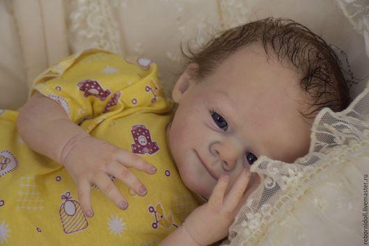 Куклы-младенцы и reborn ручной работы. Ярмарка Мастеров - ручная работа. Купить Кукла реборн. Handmade. Кукла реборн