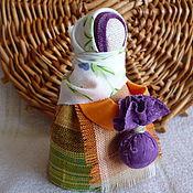 """Куклы и игрушки ручной работы. Ярмарка Мастеров - ручная работа Народная кукла-оберег """"Подорожница"""" Марточка(3). Handmade."""