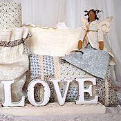 Для дома и интерьера ручной работы. Ярмарка Мастеров - ручная работа покрывало пэчворк детское с подушками. Handmade.