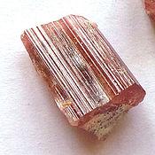 Минералы ручной работы. Ярмарка Мастеров - ручная работа Турмалин кристаллы полихромные натуральные коллекционные камни. Handmade.
