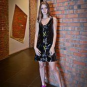 Одежда ручной работы. Ярмарка Мастеров - ручная работа Платье из винила Vogue. Handmade.