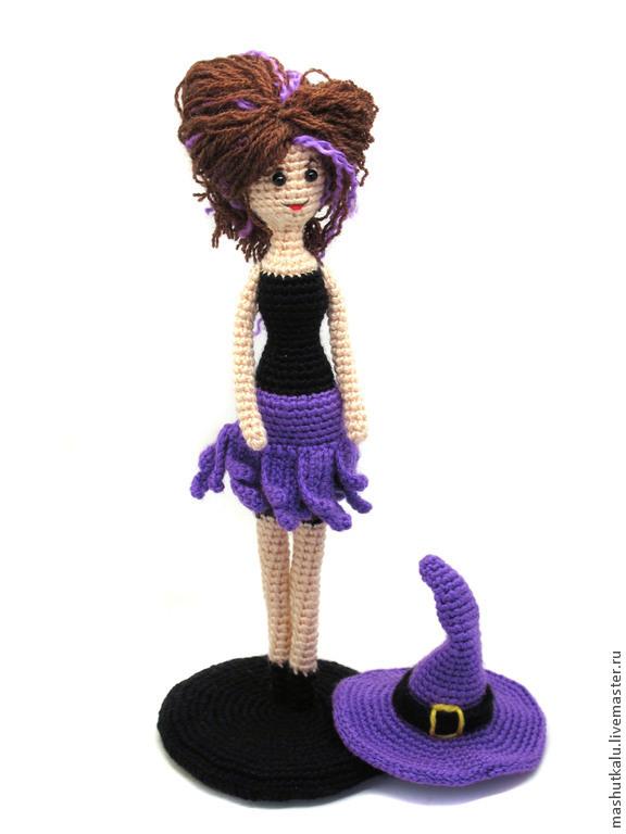 Мастер-классы для вязания амигуруми-куклы 149